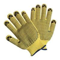 Quality 5-29 kevlar cut resistant glove with pvc dots wholesale
