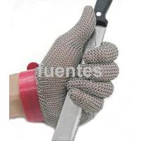 China 5-34 stainless steel cut resistant gloves on sale
