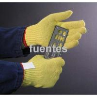 Quality 5-31 yellow devlar cut resistant gloves wholesale