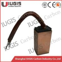 Quality Copper-Graphite Brush Electric Motor Carbon Brush MG50 MG88 J164 J204 for Sale wholesale