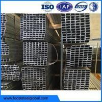 Quality Good Quality Galvanized Square Farm/fence/shed Post From Rust For About 20 Years wholesale