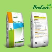 Buy cheap Procare High Efficiency Fertilizer EDTA-Mg/Ca/Zn/Cu/Mn Micronutrient Element Edta Cu 15% Chelated Ed from wholesalers