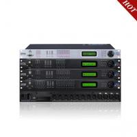 China Advanced Quality 2 in 4 out Speaker Digital Audio Processor on sale