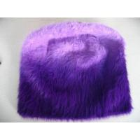 China Hat Body changing color angora hoods on sale