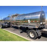 Buy cheap 1984 Fruehuaf Chemical Trailer from wholesalers