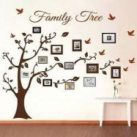 Quality Picture Frame Family Tree Wall Art wholesale