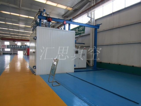 China Transformer type vacuum oiling device:HVDR
