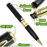 China 2GB Card + Mini Camera Cam Pen Hidden Video Camera Recorder DV DVR on sale