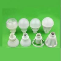 Injection Parts LED Cover PC Lamp Plastic Bulb