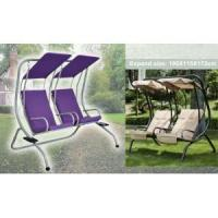 China two swing chair canopy on sale