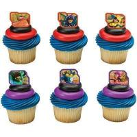 Buy cheap Superhero Rings For Cupcakes. Pack of 24 assorted plastic rings.. Pack of 24 assorted plastic rings. from wholesalers