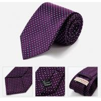 Quality Personalized Skinny Mens Luxury Silk Ties wholesale