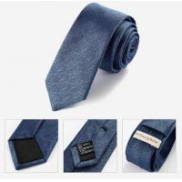Quality Custom Designed Solid Color Skinny Men's Ties wholesale
