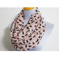 Buy cheap Custom Design Logo Printed Infinity Scarves from wholesalers