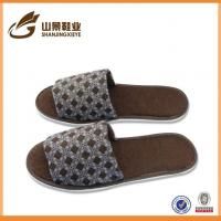 Buy cheap Indoor Winter Slippers Guesthouse Shoes Washable Foot Shoe Slipper Soccer Slipper from wholesalers