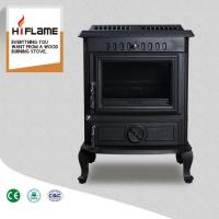 China HiFlame European Style Classical Cast Iron Wood Burning Boiler Stove HF443B on sale