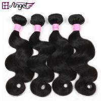 Quality Virgin Hair Body Wave Unprocessed 100% Human Hair Weft wholesale