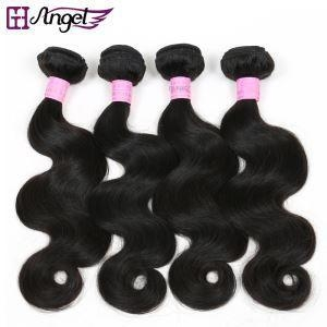Cheap Virgin Hair Body Wave Unprocessed 100% Human Hair Weft for sale