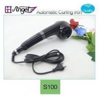 Quality Hair Style Ceramic Triple Barrels Waver Digital Hair Curling Iron wholesale