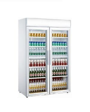 Cheap Products Double Door Drink Chiller SC-830 for sale