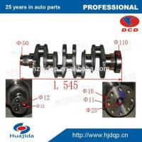 China Original Chaochai Diesel Engine Spare Parts Crankshaft 4105Q-28.03.01 on sale