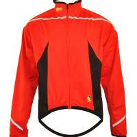 Quality High Visibility Breathable Cyling Jacket Race Jacket Wicking Comfortable Coat wholesale