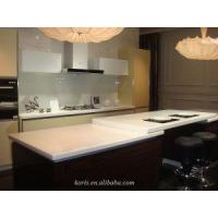 Buy cheap Asian Solid Surface Composite Artificial Marble Top Dining Table from wholesalers