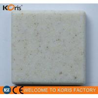 Quality Koris 12mm Bended Artificial Stone Modified Acrylic Solid Surface Sheet wholesale