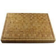 Quality High Quality Organic Large Stripes Bamboo Chopping Board for Sale wholesale