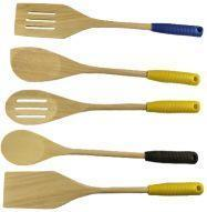 Quality Custom Wholesale Cheap Wooden Spoons Set in Bulk wholesale