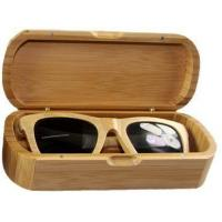 Buy cheap High Quality 2017 Hot Selling Products Bamboo Sunglasses Box from wholesalers