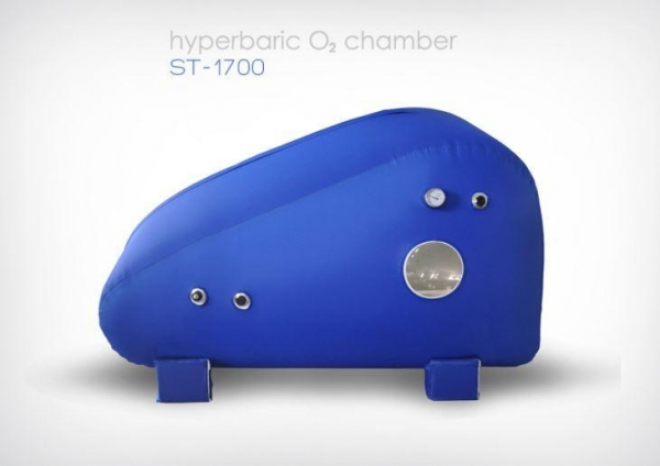 China Sitting Type Hyperbaric Chamber For Wound Healing