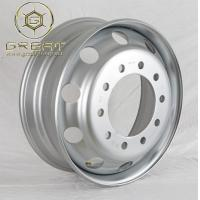 Quality Steel Truck Wheel Rims with TUV, DOT, ISO/TS 16949, INMETRO, SONCAP Marks wholesale