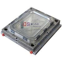 China PP Material Rectangle Fast Food Injection Tray Mold on sale