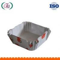 China Bake Ware High-Temperature-Resistant-square-cupcake-liners-paper on sale