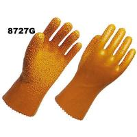Quality PVC Coated Grip Gloves Work Oil Resistance Gloves Fishman Work Gloves wholesale