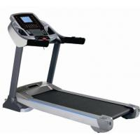 China Automatic Electric Motorized Home Treadmill With 20% Automatic Incline on sale