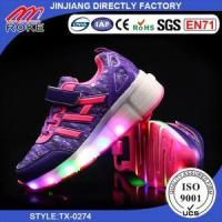 China High Quality 1 Wheel Roller Shoes With Wheels In Them for Kids on sale