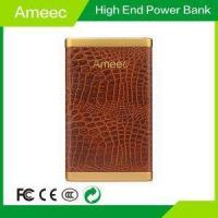 Buy cheap Fast Charging 4000mAh Battery Power Bank AMEEC AMJ-Z201 Suppliers from wholesalers
