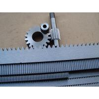 Quality Spur gear Rack and Pinion CNC wholesale