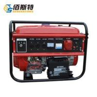 Quality 380V 220V Output Small Power Open Type Gasoline Generator 2kw 3kw 4kw 5kw wholesale