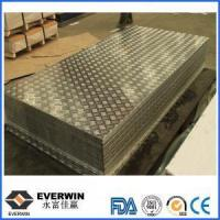 China Aluminium Checker Plate Sheet Prices on sale