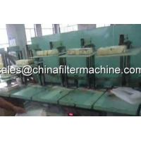 Buy cheap Panel air filter moving and drying line product