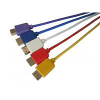China 1.5m Super Slim HDMI Cable Male to Male on sale