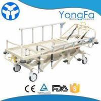 Quality Hospital Hydraulic Emergency Patient Ambulance Resuscitation Stretcher Trolley Cart wholesale