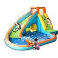 Quality Playful inflatable Water Slide with Water Gun wholesale