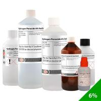 Buy cheap Hydrogen Peroxide 6% BP Food Grade (20 Vols) from wholesalers