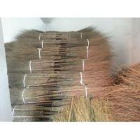 Quality Italian Bamboo Broom For Garden and Yard Use Playgroud Bamboo Broom wholesale