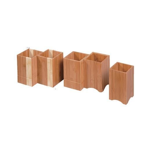 Cheap Bamboo Canister Set for sale