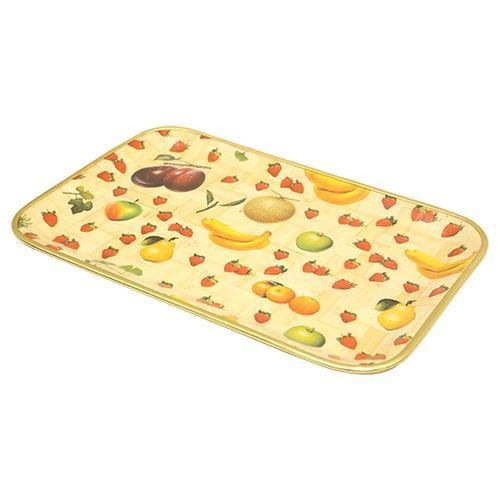Cheap Colorful Bamboo Serving Tray for sale